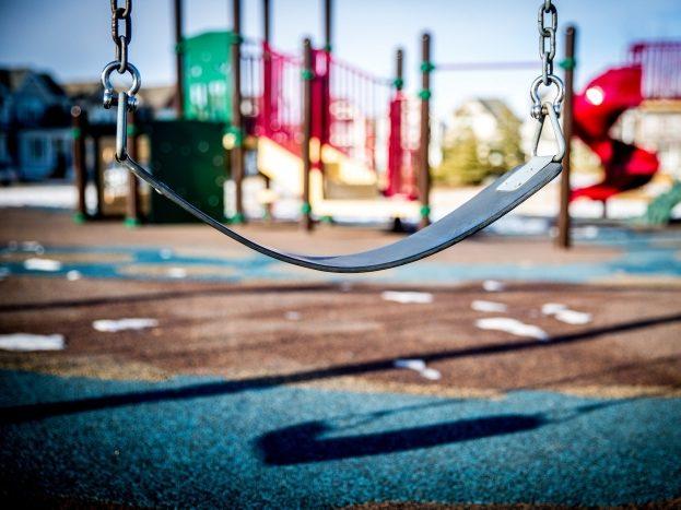 Unfälle am Spielplatz