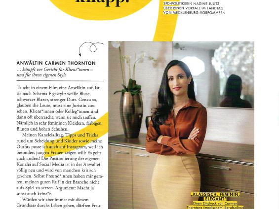 Cosmopolitan_Frauen, Erfolg und Vorurteile-2